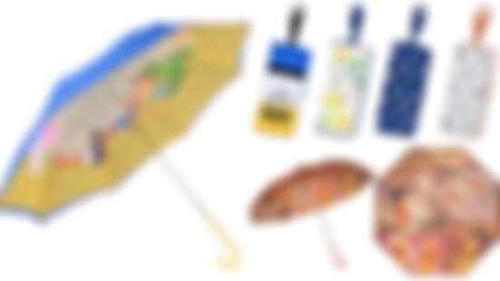 梅雨季不憂鬱!迪士尼小熊維尼雨傘讓你下雨也有好心情,雨傘內玩具總動員、阿拉丁……連傘柄都超可愛