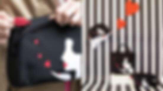 Lulu Guinness x 7-11合作再一波!復古女伶+紅唇拉鍊,三款限量輕便手袋超適合外出背戴!