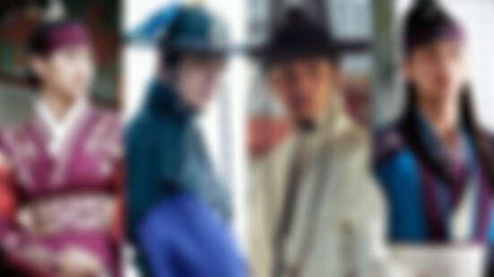 古代美男大集合!李敏鎬、朴敘俊、玄彬,這些男人穿起古裝超有味道阿~