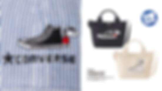 衣服、包包、帽子全都想打包!日本PLAZA推出CONVERSE X SNOOPY超萌聯名系列,官網就能直接下單