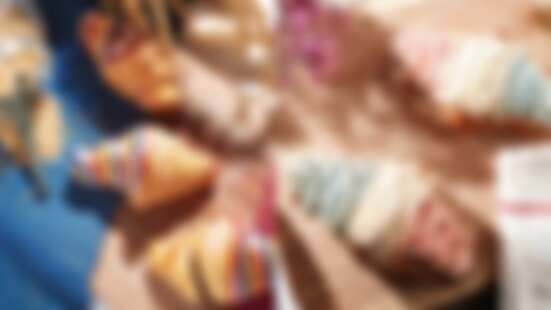 只賣一天!Gontran Cherrier推出獨家「法國國旗雲朵可頌」這次更加碼推出夏季新甜點