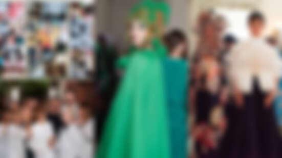 2019秋冬的Valentino高訂秀,除了華服,你還能看懂什麼隱藏訊息?