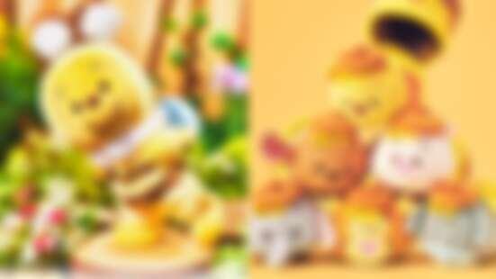 維尼控們荷包準備失守啦!日本迪士尼推出小熊維尼「蜜蜂系列」商品,穿上蜜蜂裝的間諜維尼萌到宇宙去