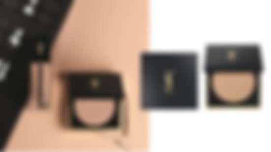 YSL史上最美蜜粉餅!這塊恆久完美柔霧蜜粉餅堪稱臉的隱形雨衣,不僅定格妝容還能當粉狀吸油面紙、滴水也不溶妝