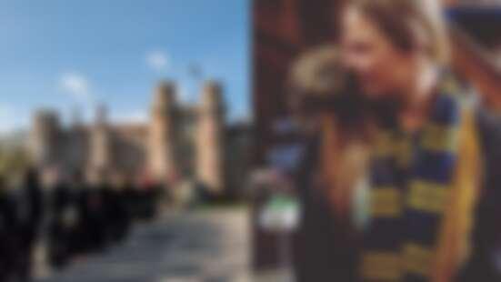 哈利波特迷快入學霍格華茲!「魔法學校」開放報名,穿上長袍訓練貓頭鷹、打魁地奇球賽超過癮