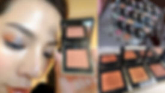 SUQQU 2019秋冬首度推出最搶手單色眼影!小仙女必收#11橙陽橘色,美到眼波飄仙氣~