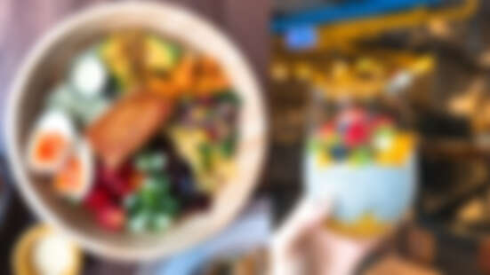 健身圈超夯減醣餐!樂子the Diner 推出超美味花椰菜飯、櫛瓜麵等「偽澱粉料理」,盡情大吃還能增肌減脂!