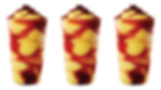 星巴克夏季新飲品登場!全新推出「芒果石榴星冰茶」、「醇濃抹茶那堤」2款星冰茶飲