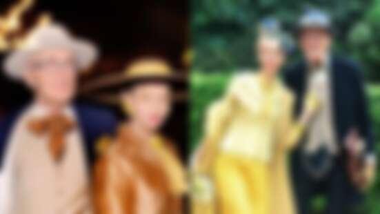 穿著打扮無關年齡!來自德國的紳士阿公和淑女阿嬤,優雅衣裝與舉止使每一個出場畫面彷彿電影畫報迷人