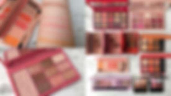 2019年11款「開架眼影盤」推薦,集結珊瑚橘、乾燥玫瑰、薰衣草紫,美到愛不釋手用到凹!