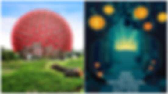 2020台灣燈會在台中!主燈區海報曝光,把花博園區打造成神秘「森林奇幻境地」,樹上掛燈籠超唯美