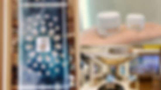 全台第一間海洋拉娜G5概念店開幕,快來拍照打卡搶「迷你版舒芙乳霜」!