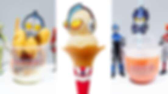鹹蛋超人大戰哥吉拉!「超人力霸王:我是英雄」快閃店,必吃鹹蛋超人冰淇淋、怪獸啤酒