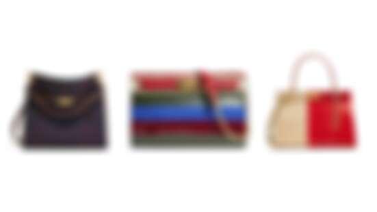 Tory Burch以賈姬妹妹為靈感設計的手袋再推新成員!藝術風拼接色塊、手拿包尺寸…不管通勤還是派對都合適