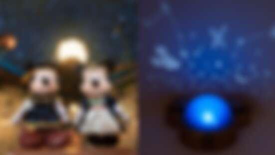 東京迪士尼海洋推出超夢幻「米奇夜燈」!晚上一打開…映照出浪漫星空,房間立刻變浩瀚銀河