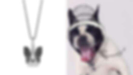 Qeelin萌犬珠寶系列「Wang Wang」再一發!每天出門在外都有愛犬的暖心陪伴!