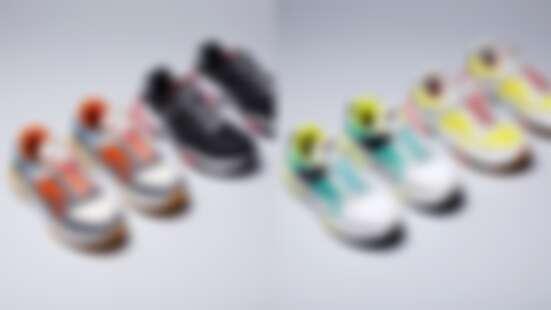 2019下半年必敗潮鞋!FILA致敬麥可傑克遜推出全新JAM '92復古老爹鞋