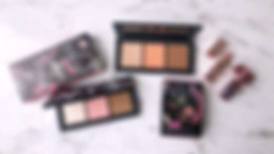 超級美的高潮與玫瑰色迷你嫩唇膏組合,一定要收!NARS秋妝不僅手繪包裝超可愛,從三色盤到唇彩顏色都超實用、零廢色
