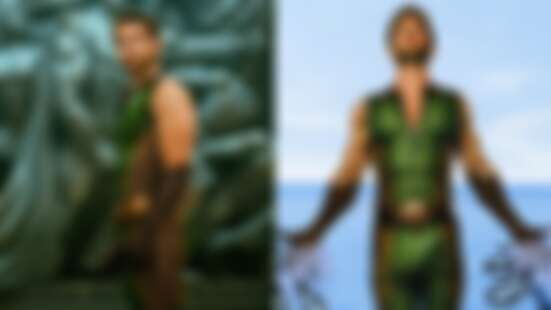 《黑袍糾察隊》深海王身材真的超有料!柴斯克勞福性感寫真年曆曝光,不只胸毛、肌肉,超大包「小柴斯」太害羞