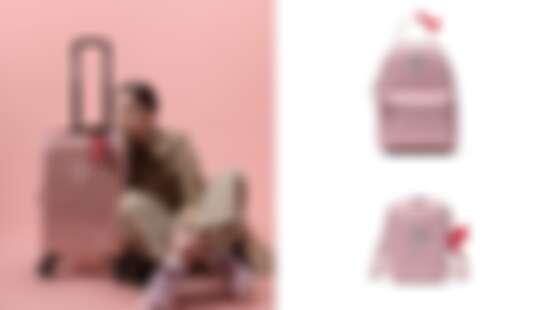 連行李箱也有!Herschel X Hello Kitty聯名系列絕對要搶,必入手品項整理給你