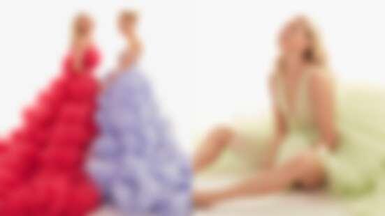 精靈國度的夢幻嫁紗不再是美夢!Nicole + Felicia全新19秋冬系列滿足女孩們心中的率真浪漫魂!