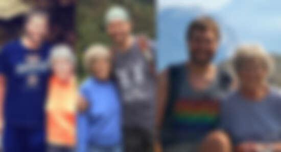 「看世界的偉大,讓我有活下去的動力!」,89歲老奶奶與鮮肉孫走遍全美國家公園,有愛的陪伴令人感動~