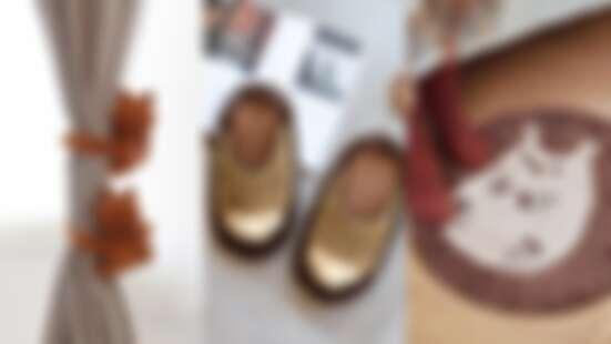 刺蝟控們買起來!韓國大創推出「刺蝟、松鼠、樹懶系列」秋季商品,刺蝟拖鞋、刺蝟地毯療癒度滿分