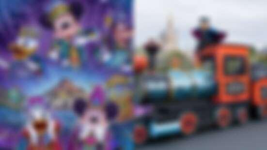東京迪士尼舉辦萬聖節慶典!米奇、米妮、唐老鴨變身幽靈,必看「詭祕盛典」、煙火大秀