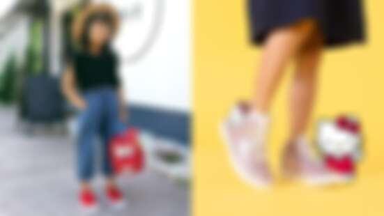 可愛到媽媽都想買來自己穿!Native洞洞鞋攜手Hello Kitty、酷企鵝、美樂地推出童鞋系列