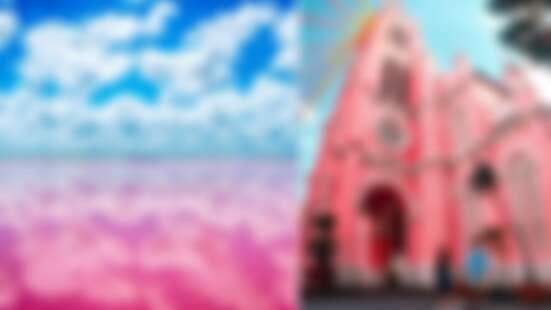 【玩咖懶人包】姐妹必去!盤點全球8大粉紅人氣IG景點,漸層沙灘、糖果色教堂,簡直是夢幻天堂