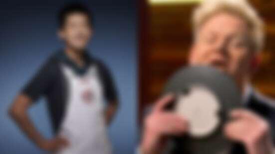 《廚神當道美國版10》又見台灣參賽者!巧克力甜點讓地獄主廚高登瘋狂舔盤:「這是我在比賽中吃過最好的甜點。」