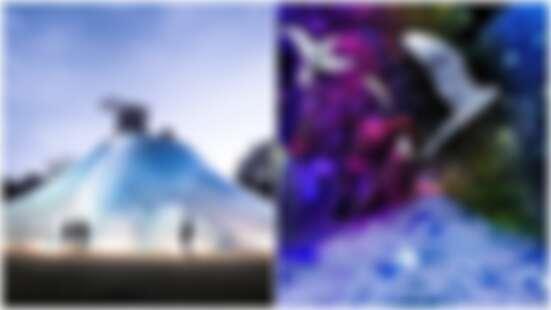「2019桃園地景藝術節」開跑!10公尺軍用建築變身「閃亮山丘」、繽紛大型藝術裝置,網美必拍啊~