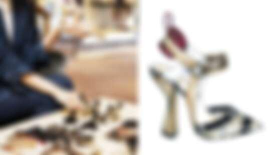 台中、高雄也都有!FENDI推出經典女鞋Colibrì專屬尊榮訂製服務