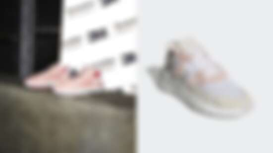 在奶油白中加入一點蜜桃粉!adidas Originals年度潮鞋NITE JOGGER再推新色,還有3M聯名鞋款