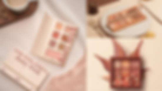 夏天還沒過完就要入手秋冬色!盤點4款韓國秋季新推出的眼影盤!