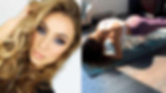 平板支撐做不足3分鐘等於白做!!外國化妝師使出這個「狠招」,撐多久也絕不成問題!