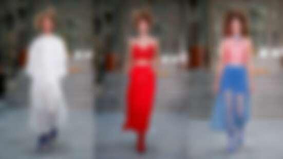 【倫敦時裝週】反諷時尚意味濃烈!黃薇JAMIE WEI HUANG以「強迫症O.C.D」為題打造2020春夏大秀