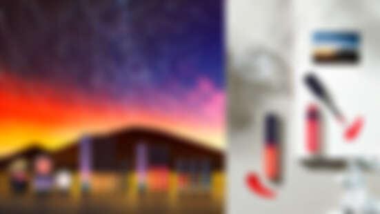 2019年Innisfree限定彩妝「星空系列」把濟州島夜色星光融入眼影蜜,打造自然閃耀的電眼妝容!