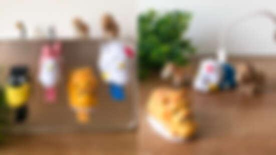 7-11全新集點活動太Q太喜感!三麗鷗 X 戽斗星球8款限量生活居家小物,Hello Kitty、蛋黃哥都戽斗了啦
