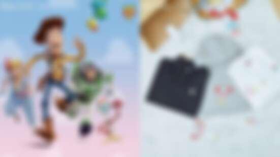 第二波玩具總動員聯名系列登場!SPAO把胡迪、巴斯光年、彈簧狗、叉奇放上睡衣、針織外套、長版帽T