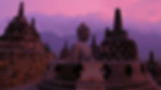 【溫士凱專欄】謎樣的婆羅浮屠神廟,解鎖印尼日惹的千年不思議傳奇