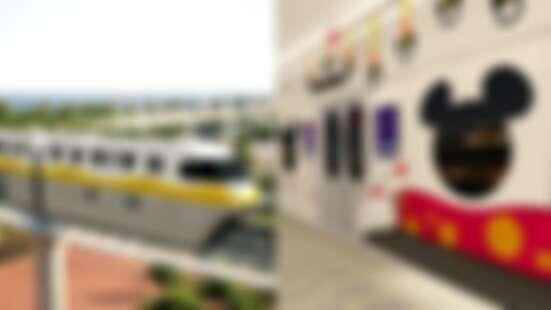 【2020東京迪士尼】超可愛「米奇列車」即將上路!車窗、把手全是米奇圖案,紅黃配色萌翻
