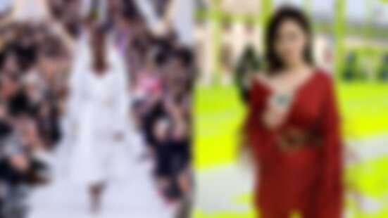 【巴黎時裝週】白衣控必看!不僅被Valentino 2020春夏系列多套衣服美到外,富察皇后秦嵐的仙氣更是魅力難擋!