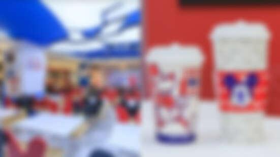7-11超可愛「米奇與好朋友主題店」來了!米奇米妮大頭椅、米奇造型限定咖啡杯......迪士尼粉快衝一波拍照啦
