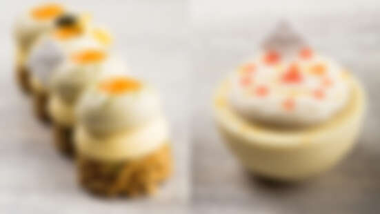 約閨蜜吃下午茶~晶華酒店攜手世界盃甜點冠軍的法式甜品太美味!