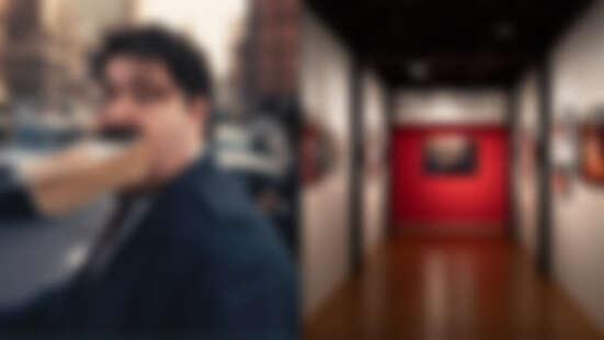 Jeff Mermelstein《Sidewalk︱Arena》特展造訪台北徠卡之家,獵人般的精準捕捉紐約街頭眾生相