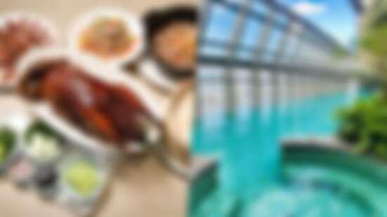 全台最高無邊際泳池!「台北新板希爾頓酒店」一週年優惠及亮點大公開
