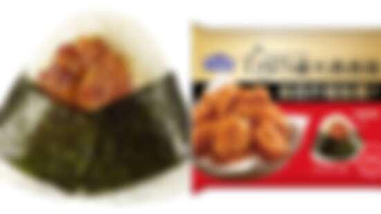 7-11也能吃到繼光香香雞了!推出全台首款「蒜香炸雞飯糰」,一整塊無骨炸雞太誘人
