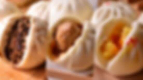 必須吃!萊爾富與「松包子」聯名推三款超人氣懷舊香芋包、上品鮮肉包