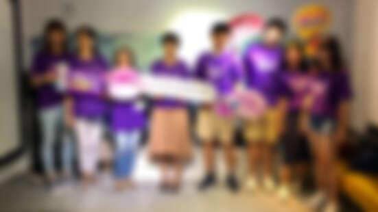 PINK RUN裙襬澎澎RUN五週年!防癌名醫與乳癌鬥士邀妳一起穿上粉紅澎澎裙,開啟為愛與夢想而跑的全新旅程~